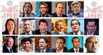 Candidatos para las Elecciones Generales 2021
