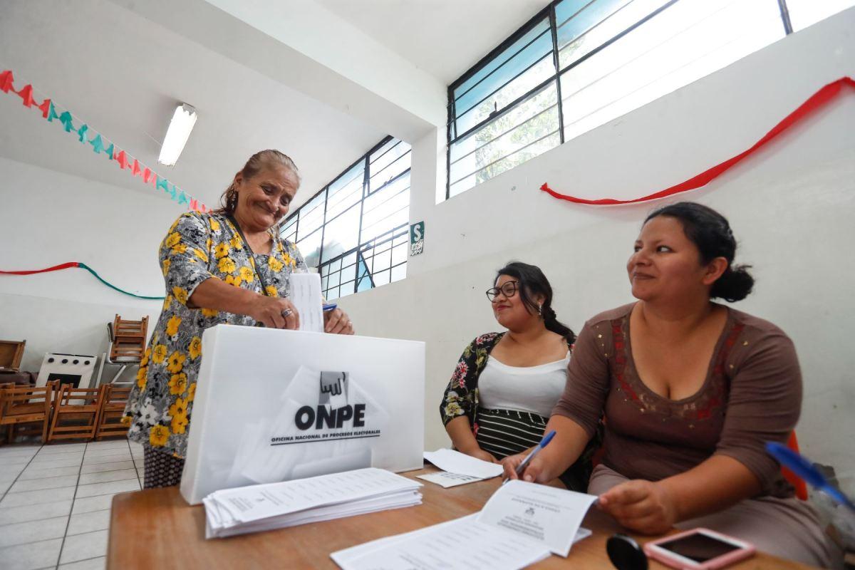 Elecciones 2021 en Perú