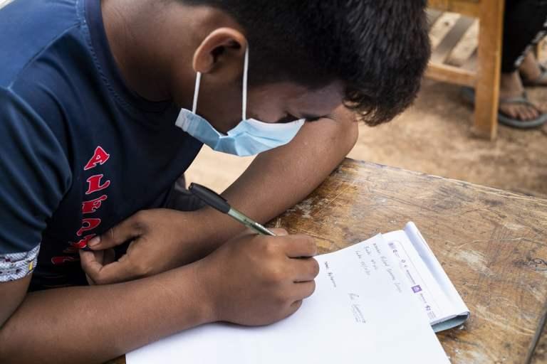 UNICEF pide a candidatos priorizar a la niñez y adolescencia ante el COVID-19