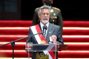 Francisco Sagasti: Pleno del Congreso rechaza censurar al presidente