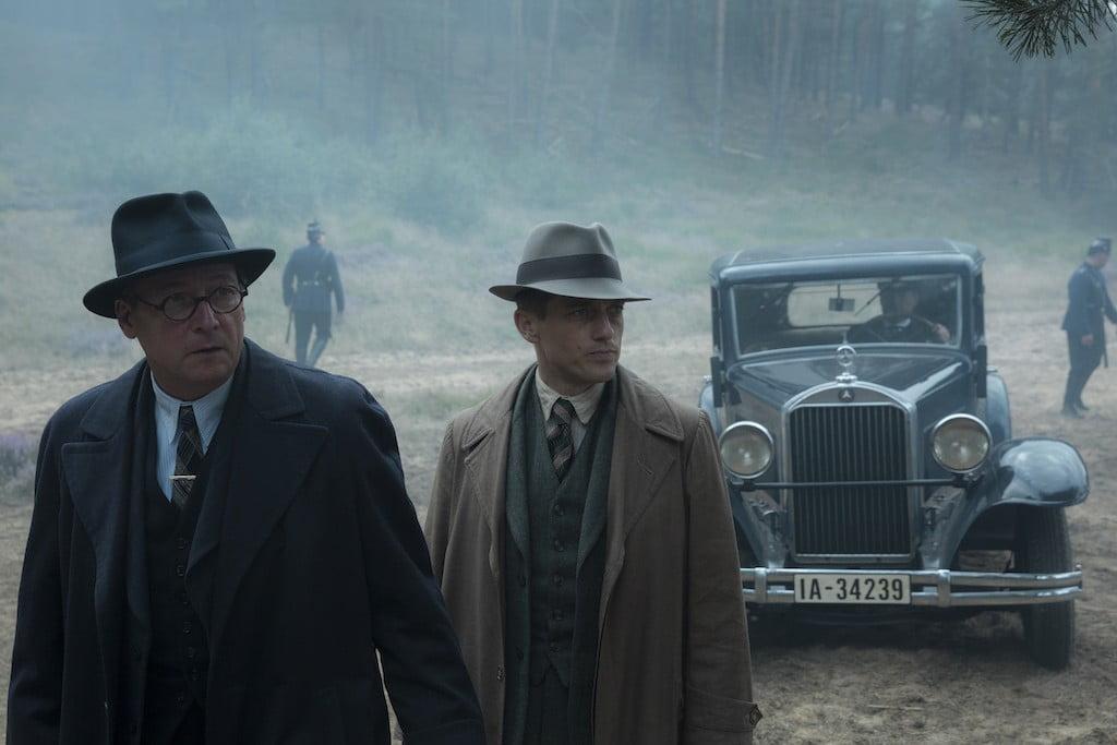 "El policial noir alemán ""Babylon Berlín"" estrena segunda temporada"