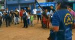 San Miguel del Ene con ronderos tras ataque narcoterrorista