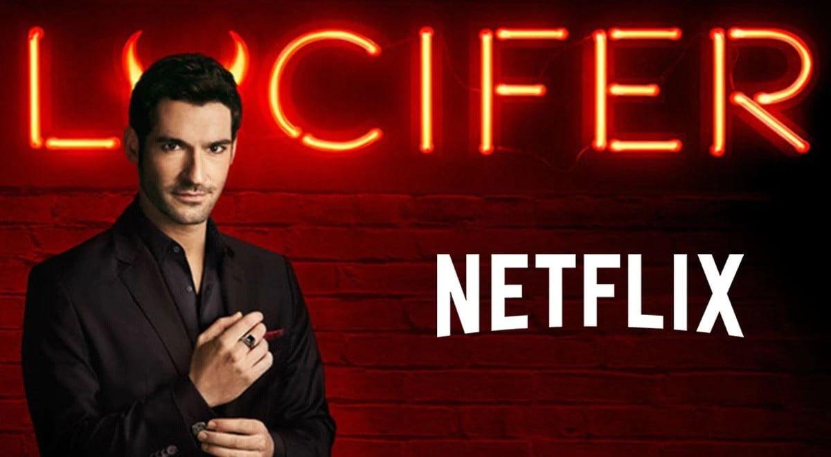 Lucifer temporada 5 ya está en Netflix