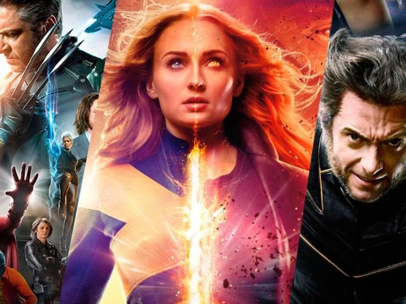 X-Men toda las películas ya están en Disney+