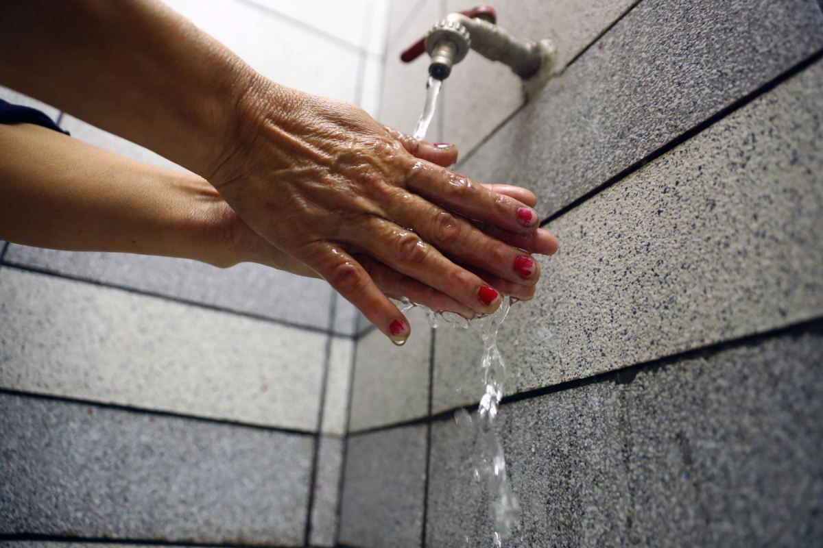 Corte de agua de Sedapal