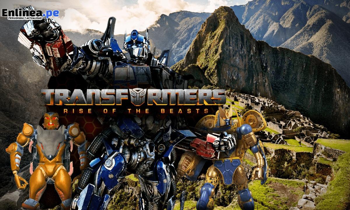 Transformers 7: Rise of the Beasts se filmará en Perú