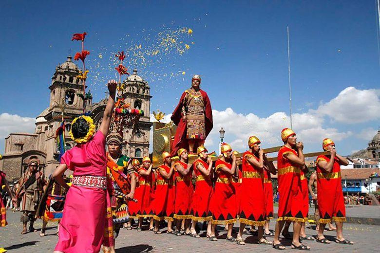Inti Raymi del Bicentenario se transmitirá en VIVO