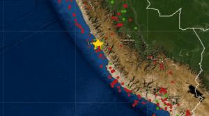 Sismo en Lima de magnitud 3.7 se registró hoy 18 de junio