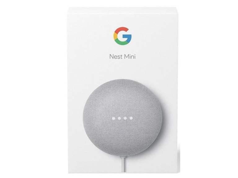Nest Mini, el altavoz inteligente de Google, llega al Perú y este es su precio