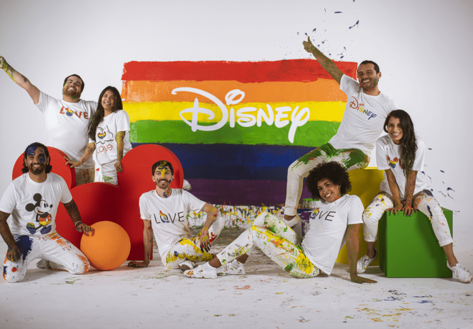 """Disney presenta video en el """"Mes del Orgullo"""