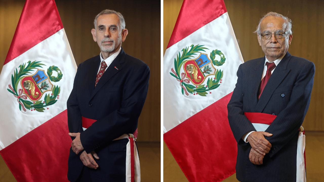Pedro Francke juró como titular del MEF y Aníbal Torres en la cartera del Minjus