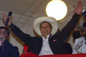 Pedro Castillo recibirá del JNE la credencial de presidente de la República