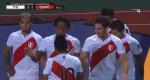 Perú venció a Paraguay