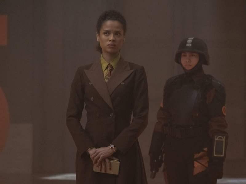 Las protagonistas que son parte de la Autoridad de Variación Temporal (TVA comparten impresiones sobre sus personajes en la serie de Disney+