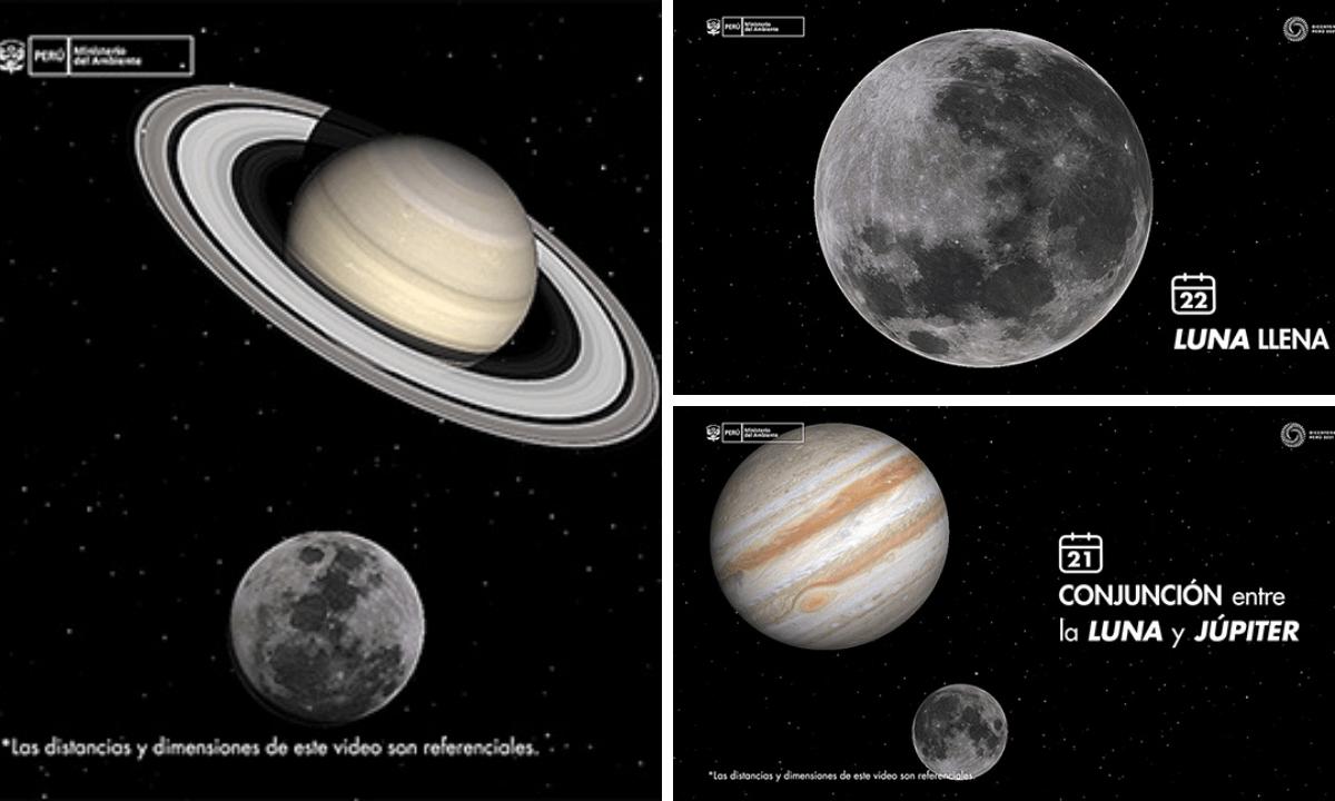 Será visible danza planetaria y lluvia de meteoritos en agosto