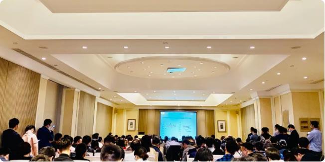 Voc损耗分析技术:钙钛矿电池效率再突破的关键 CSPV 第十六届中国太阳级硅及光伏发电研讨会 会场花絮 8