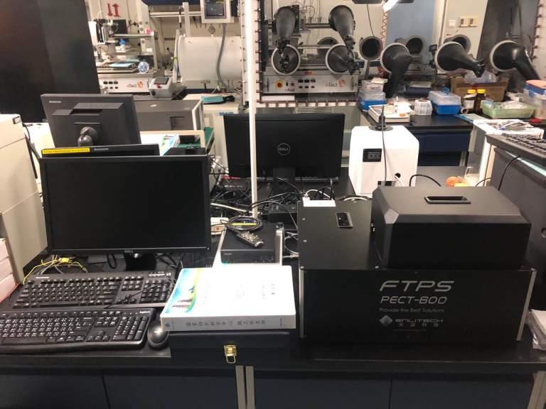 Fourier Transform Photocurrent Spectroscopy 傅里叶转换光电流谱