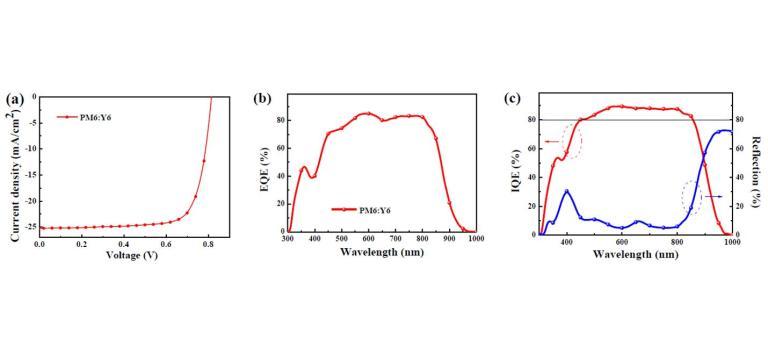 Joule J-V EQE IQE solar simulator quantum efficiency