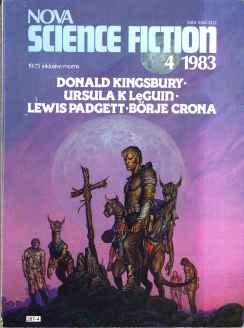 Nova Science Fiction 1983-4