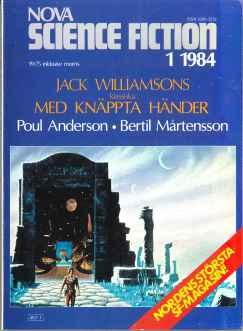Nova Science Fiction 1984-1