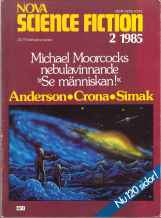 Nova Science Fiction 1985-2