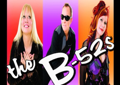 B-52s – Pump- With the Wild Crowd