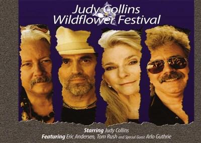 Judy Collins – Wildflower Festival