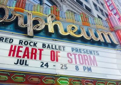 Heart of Storm