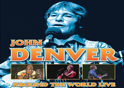 John Denver – Around the World Live