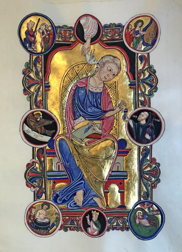 Saint Jean - Évangile de Liessies