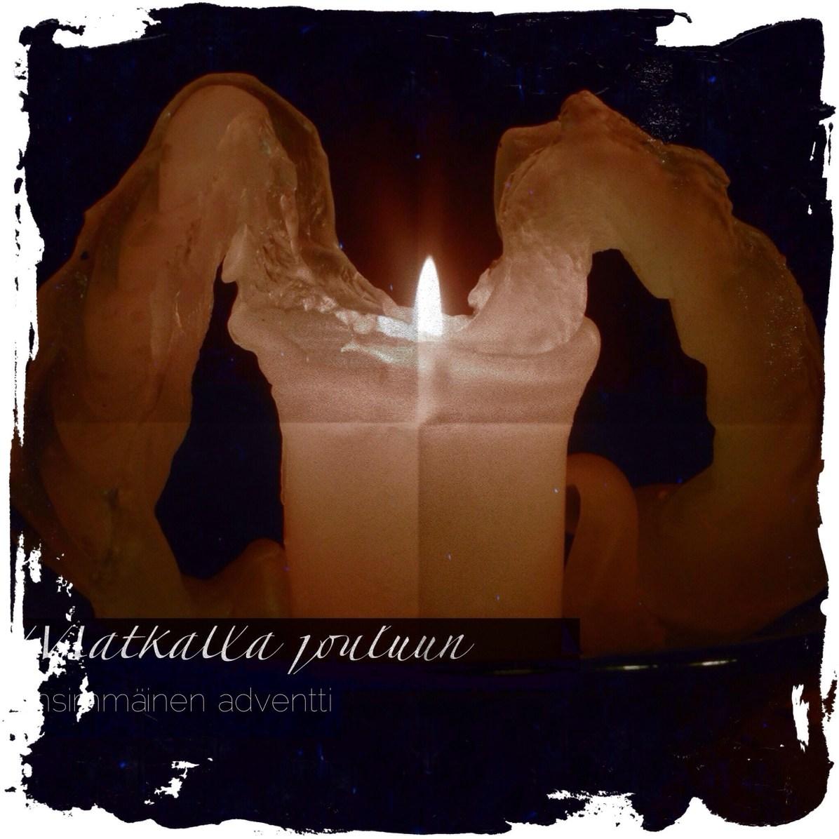 Posteri kynttilästä