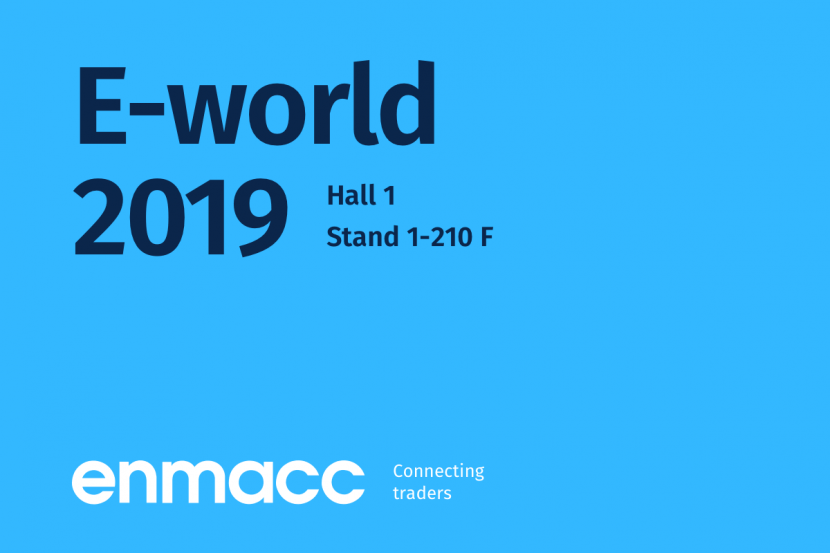 E-world 2019 – We are looking forward to your visit!