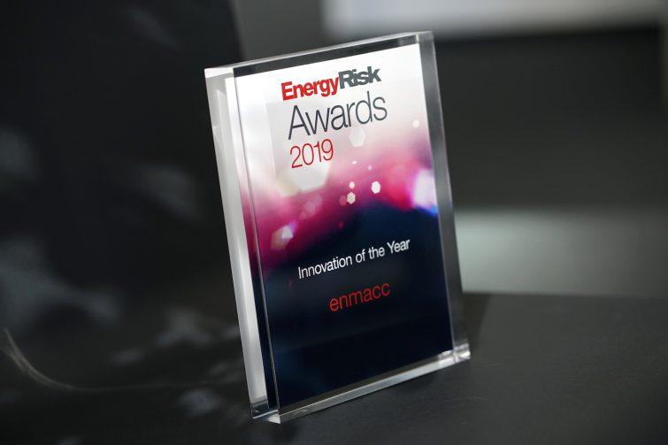 Gewinner des Energy Risk Awards 2019!