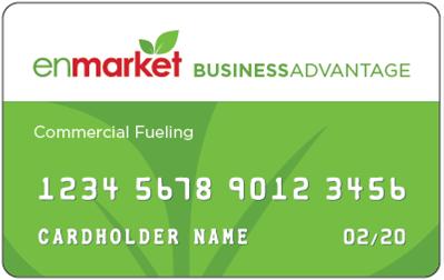 Business Advantage Commercial Fleet Fuel Payment Cards
