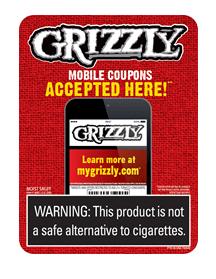 Grizzly Mobile Coupons