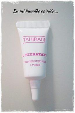 Crema L´HIDRATANT Osmoisturizing Cream Tahirah Shop
