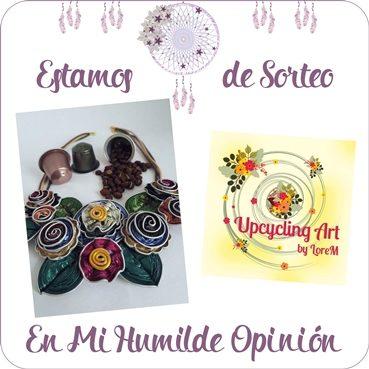 Imagen sorteo Upcycling Art Collar
