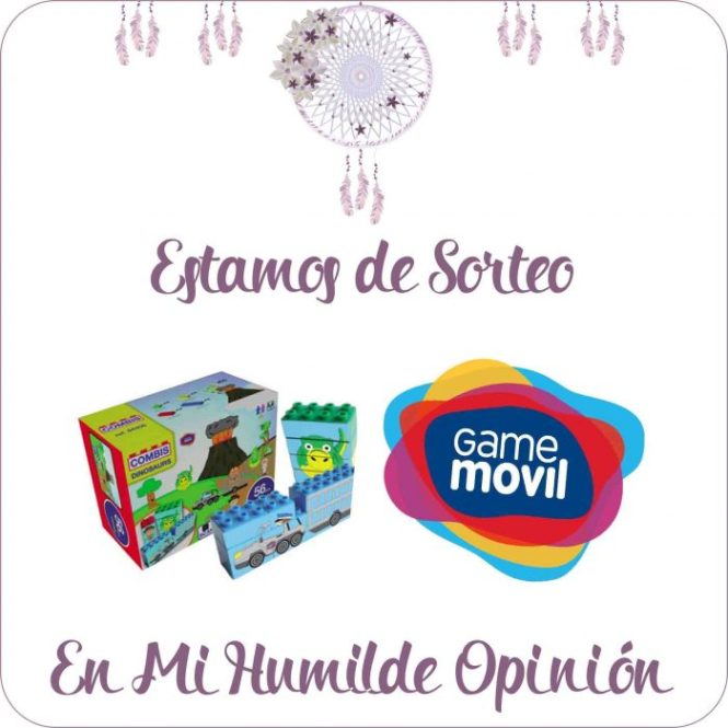 Sorteo Game Movil Combisticker