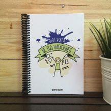 Cuaderno Disfruta de tus vacaciones Qué Way