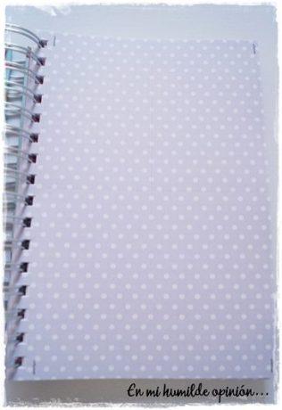 Páginas para notas Agenda Qué Way