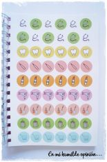 Pegatinas / Stickers Agenda Qué Way