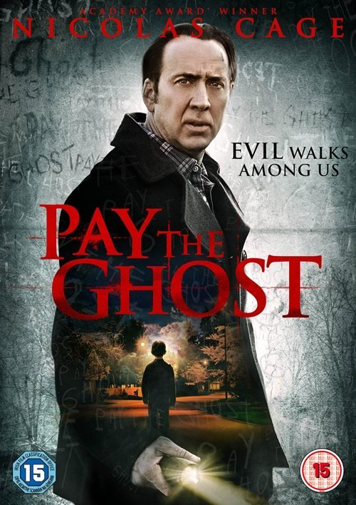 La Maldición de Charlie - Pay the Ghost - 2015