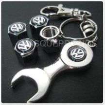 Tapones rueda Volkswagen más llavero