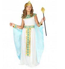 Disfraz de reina egipcia