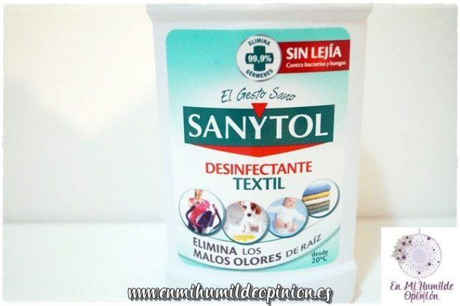 Sanytol Desinfectante Textil