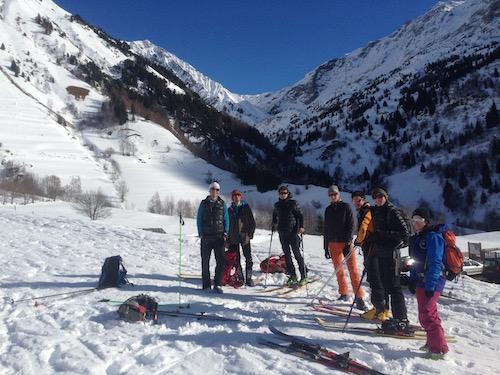 ski rando en montagne ©en montagne