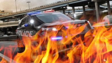 Photo of شركة فورد تطور نظامًا يجعل سيارات الشرطة تحرق فيروس كورونا المستجد