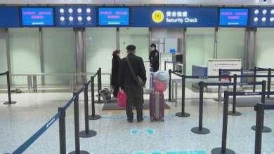 Photo of الصين تسمح للطيران الأجنبي بتسيير رحلة واحدة أسبوعياً