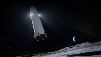 Photo of صاروخ «ستارشيب» التابع لشركة سبيس إكس يتسع لحمولة كبيرة جدًا