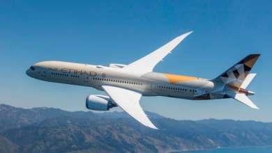 """صورة """"الاتحاد للطيران"""" تحدد عدد المسافرين بين أبوظبي وسيدني.. لهذا السبب"""